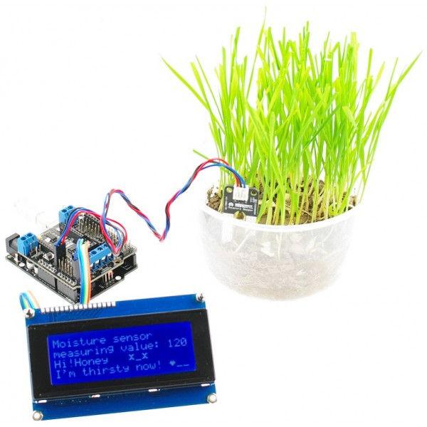 Garden Sensors Stand