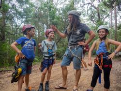 Climbing adventures Nowra Shoalhaven