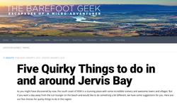 Barefoot Geek