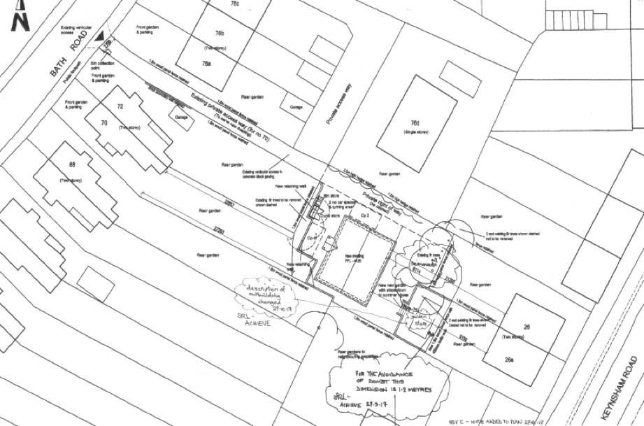 Achieve Town Planning Urban Design Ltd