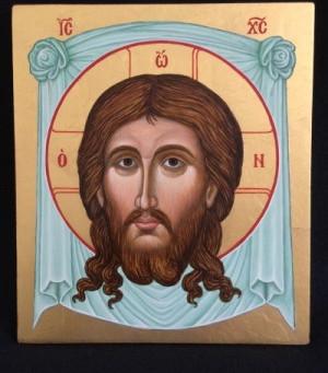 The Mandylion Icon