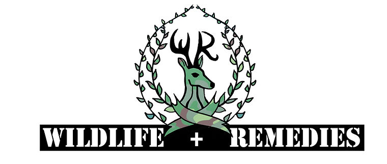 Wildlife Remedies 2016 Logo