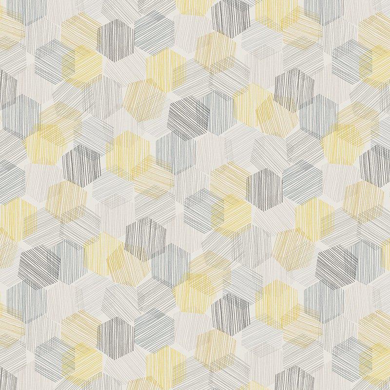 Hexagon_Yellow