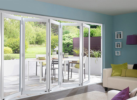 Best blinds for your Bi-fold doors