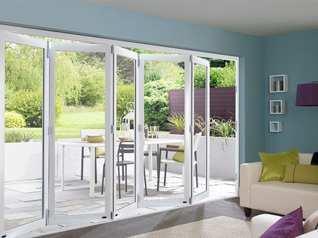 Best blinds for your Bi-fold doors