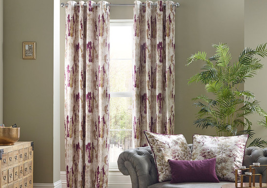 Curtains-wish-in-mulberry-cushions-wildw