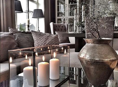 ROMANTIC HOME DECORATING IDEAS
