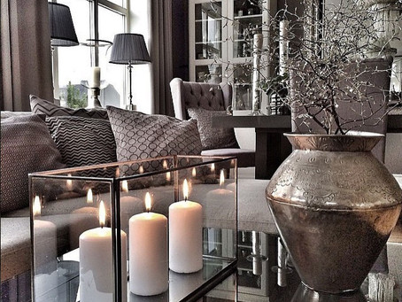 ROMANTIC HOME DECORATING IDEAS
