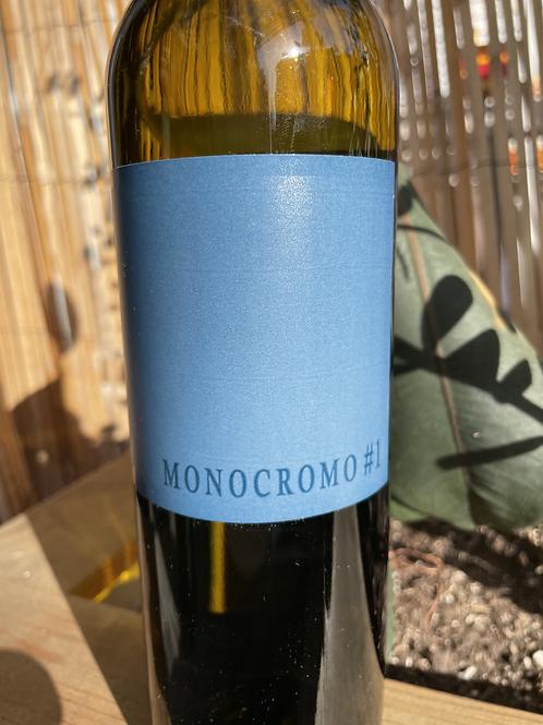 Macciocca Monocromo #1 Bianco, 2019 - Lazio, IT