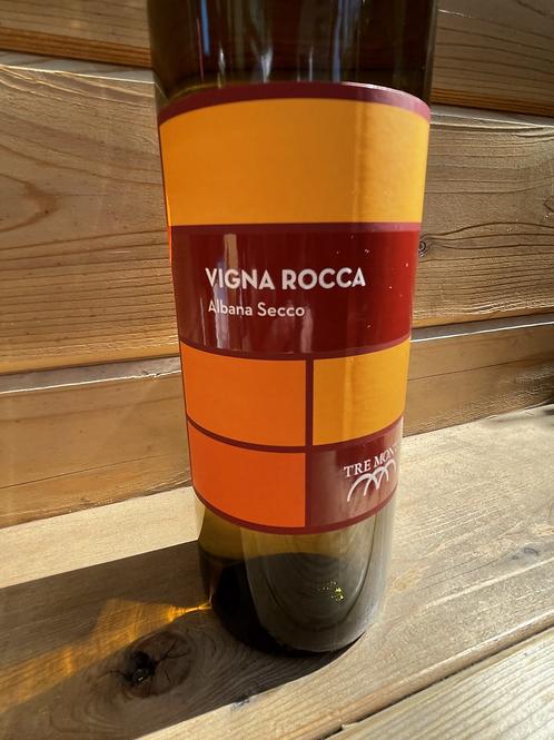 Tre Monti Vigna Rocca Albana Secca, 2019 - Romagna, IT