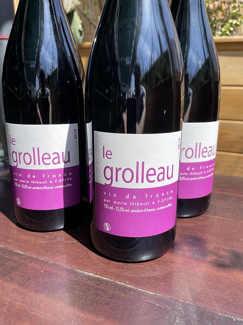 """Marie Thibault """"Le Grolleau"""" - 2019 VDF, Loire Valley, FR"""