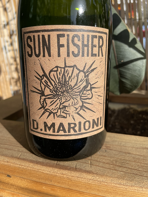 Dan Marioni Sun Fisher, 2019 - Mendocino, CA