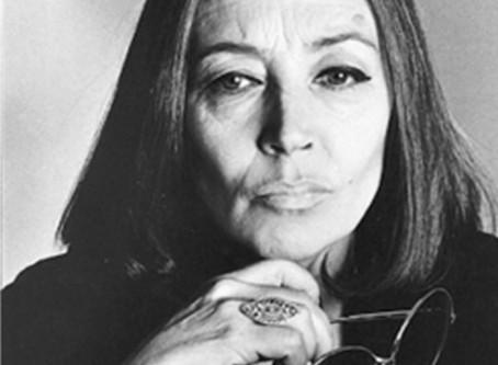 Oriana Fallaci's Bag