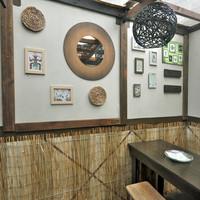 la cabaña kitchen