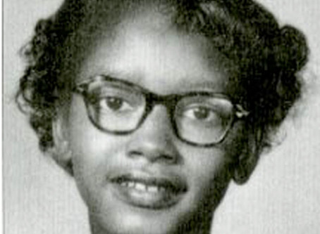 Claudette Colvin (the real beginning)