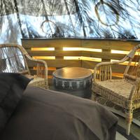 Glamping la palma bedroom