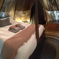 tee pee tent glamping canarias