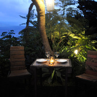 Glamping la palma, romantic holidays, private garden for couples