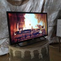 smart tv + internet connection la cabaña