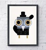 barny the owl bluesman