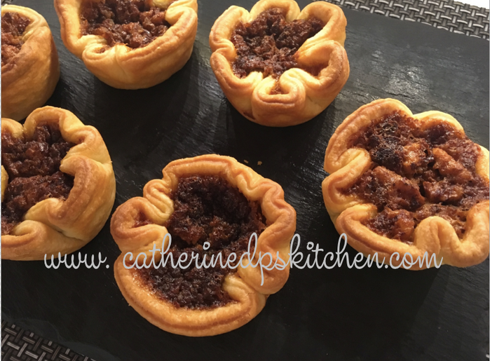 A party, you say?  Great!  An excuse to make Canadian butter tarts, eh?