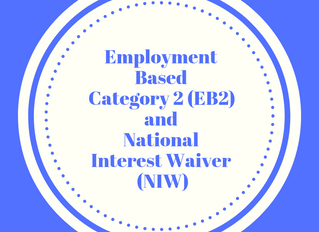 Avoid the EB2 National Interest Waiver!