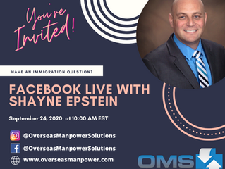Missed our Live with Attorney Shayne Epstein?  Here is the recording