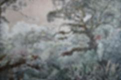 Monteverde, oil on aluminum, 40x60_, 201