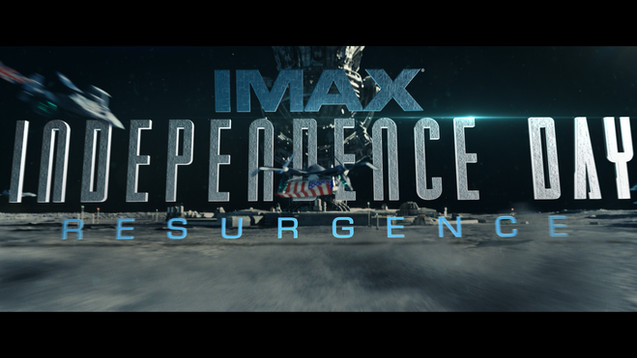 Independence Day Resurgence IMAX