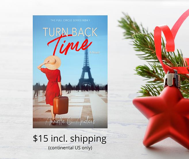 TURN BACK TIME  (Book 1)