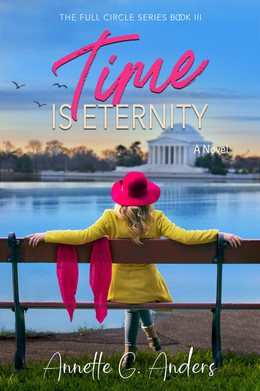 TIME IS ETERNITY   - Cover Reveal