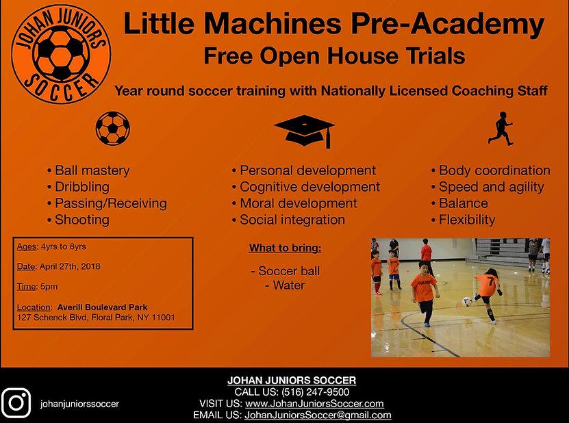 Little Machine Academy