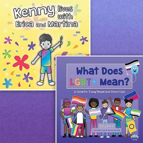 Donate Kenny & What Does LGBT+ Mean?