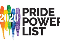 Olly Pike Included in Pride Power List 2020