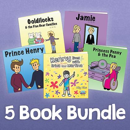 5 Book Bundle
