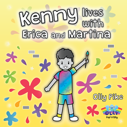 'Kenny Lives with Erica and Martina'