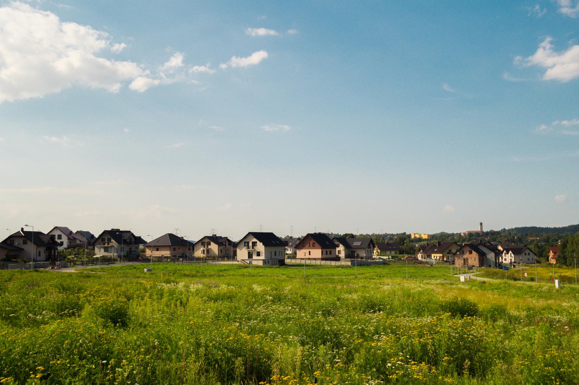 Panorama wsi