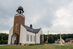 Kościół na zewnątrz
