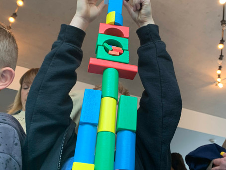 Building towers and changing the world
