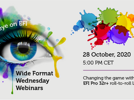 EFI Wide Format Wednesday Webinar