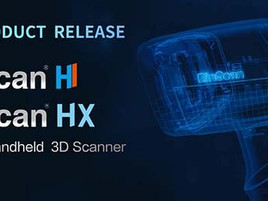 SHINING 3D INTRODUCES THE NEXT LEVEL EINSCAN EXPERIENCE