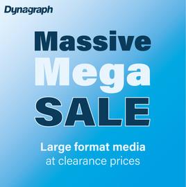 Mega Media Sale Now On!