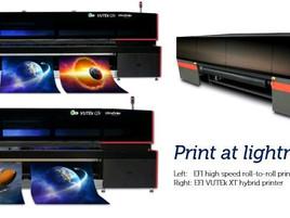 EFI releases fastest Vutek printer ever built