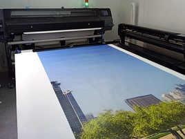 HP DOMINATES PRINT AND CUT WITH ITS INTEGRATED SOLUTION.