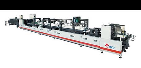 YOCO Folding Gluing machine JH series Mo