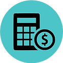Finance Strategy_Icon With Teal Circle.p