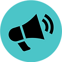 Marketing Strategy_Icon With Teal Circle
