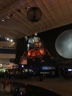 JOHNSON SPACE CENTER EXHIBIT