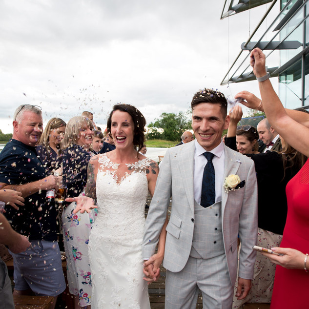 Weddings at Stanwick Lakes