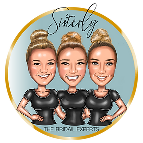 Team Sisterly The Bridal Experts Logo Ra